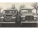 Land Rover historie