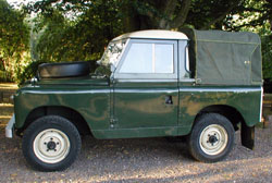 Land Rover Series 2 a 3