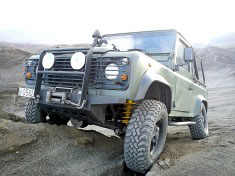 Land Rover Defender 90 pickup