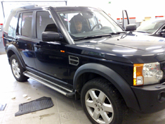 Landrover Discovery 3 TD